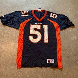 Vintage Denver Broncos Champion Jersey